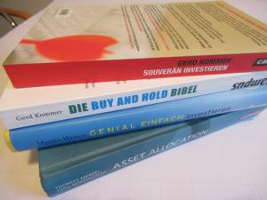 Fachliteratur zu ETF´s – meine Tipps